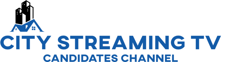 City Candidates Streaming TV Network Launched!